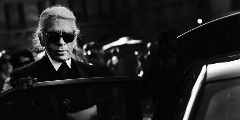 Karl Lagerfeld, adieu!