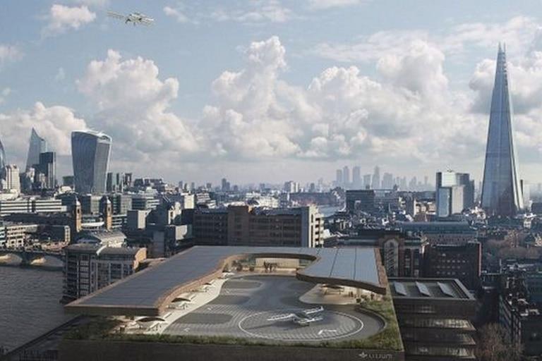Se necesitaría muchas pistas de aterrizaje, diferentes a los espacios como los helipuertos o aeropuertos