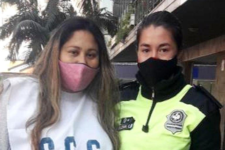 La relación que forjaron una mujer detenida y la policía que debía vigilarla