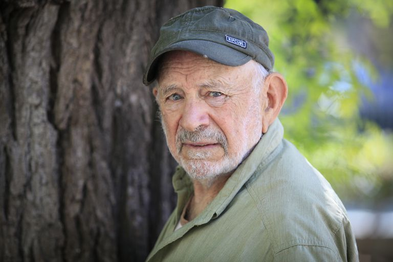Norman Briski reveló que abandonó la convivencia con su esposa e hijas