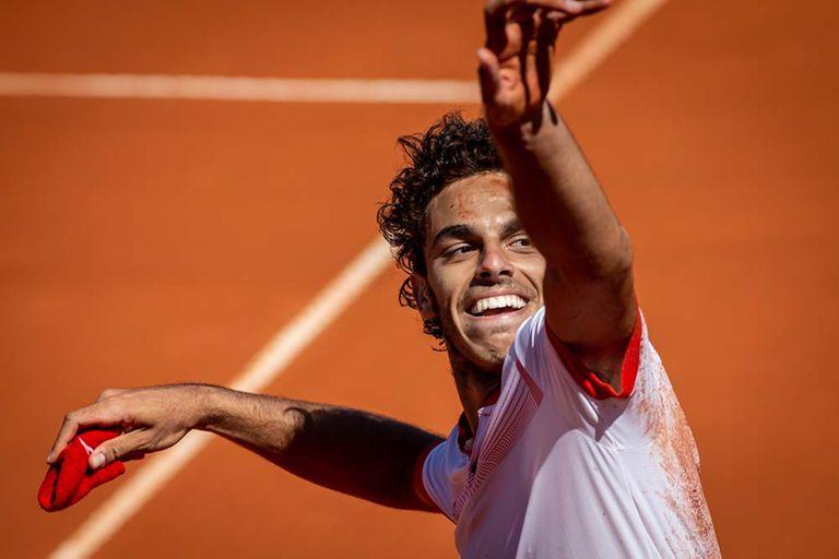 Francisco Cerúndolo, último finalista en el ATP de Buenos Aires, será uno de los argentinos que competirá esta semana en el regreso de la gira europea sobre polvo de ladrillo.