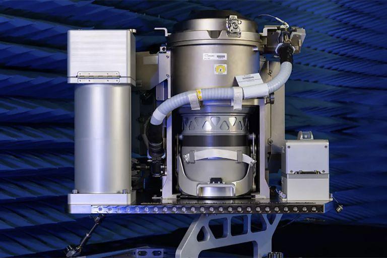 El nuevo inodoro que se enviará al espacio costó 23 millones de dólares