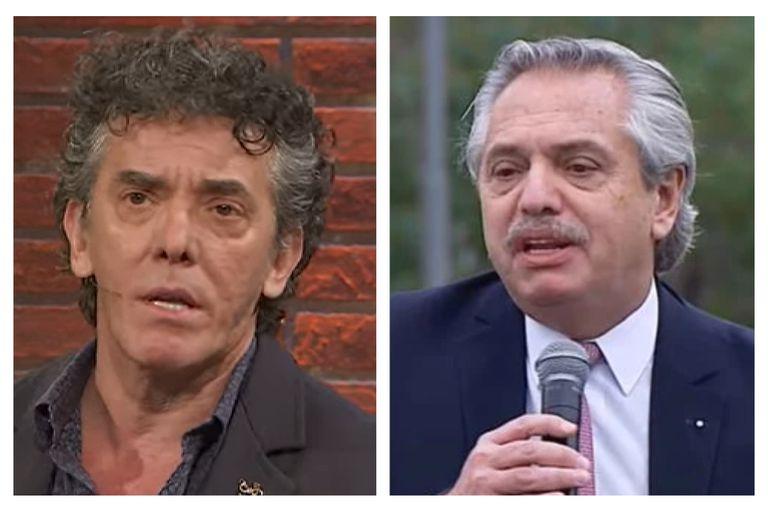 """Maximiliano Guerra arremetió contra el Presidente: """"Me da pena, en el fondo debe ser una mala persona"""""""