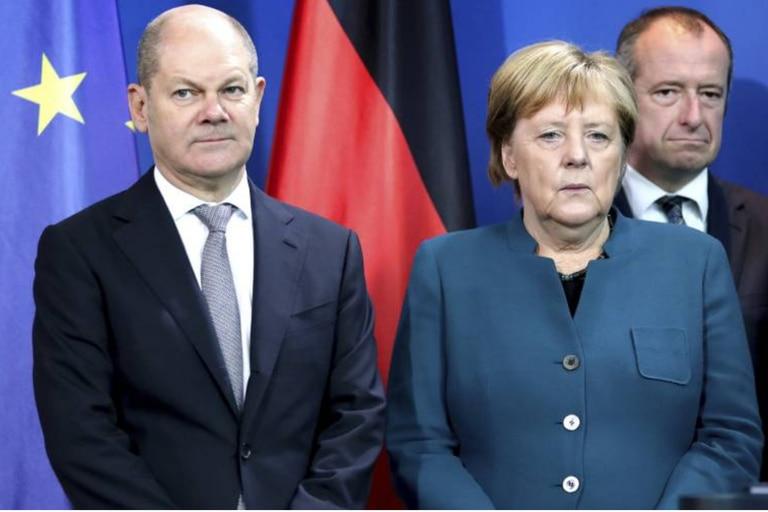Olaf Scholz, el socialdemócrata austero que quiere suceder a la canciller