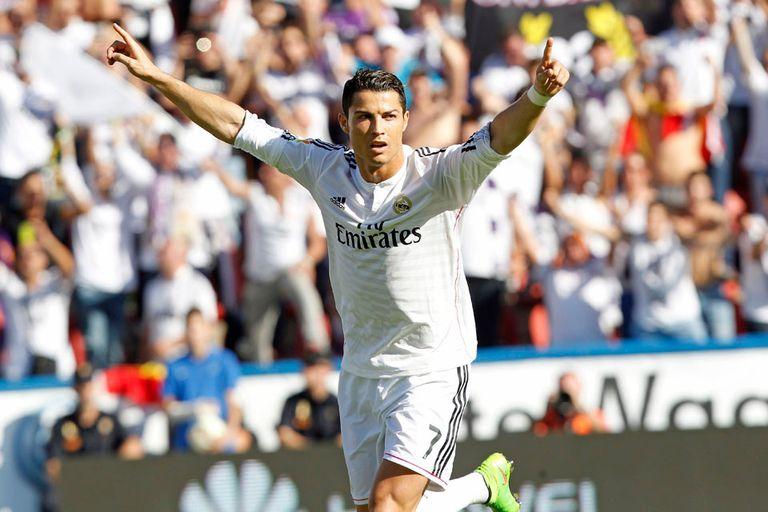 Cristiano abrió el marcador en el triunfo del Real Madrid
