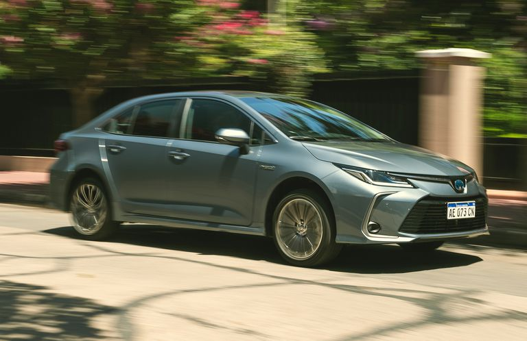 Test drive: Toyota Corolla Hybrid SE-G, al servicio de lo racional