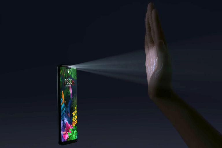 MWC 2019: el nuevo LG G8 lee la palma de tu mano (pero no predice el futuro)