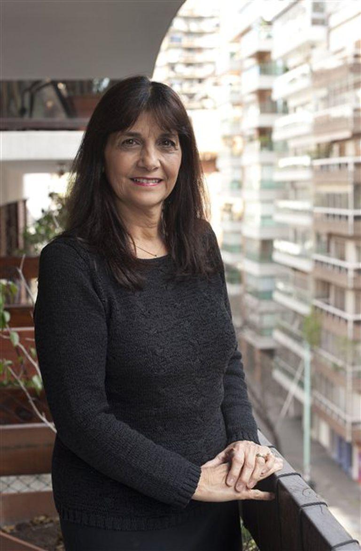 Mirta Laham, doctora en psicología clínica del Instituto de Psicocardiología