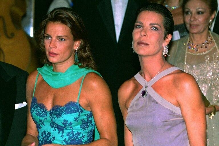 Carolina y Estefanía de Mónaco: amores, traiciones y tragedias de las princesas que solo querían vivir