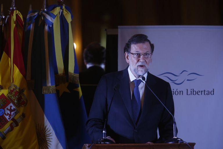 """El presidente de España abordó las relaciones bilaterales y de Iberoamérica y pidió unidad frente a """"la proliferación de movimientos populistas y nacionalistas"""""""
