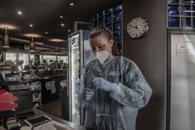 La decisión de Alemania que le pone presión a los no vacunados