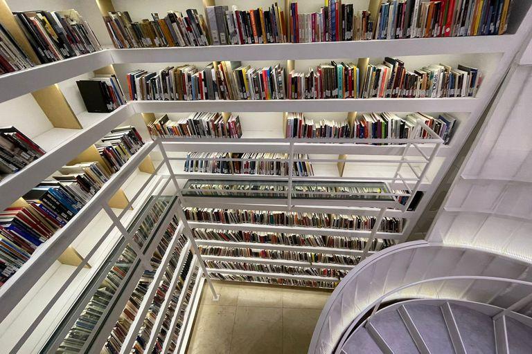 La biblioteca del Moderno abre sus puertas al público a partir de este jueves