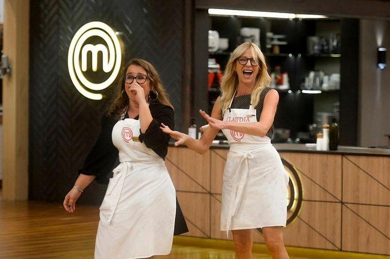 MasterChef Celebrity: Malena Guinzburg sorprendió con su humor negro