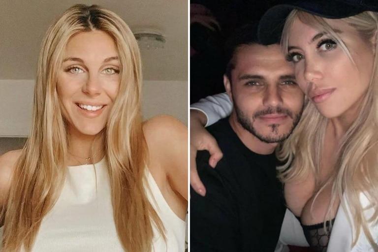 La alegría de Ivana Icardi en medio del escándalo de su hermano con Wanda Nara