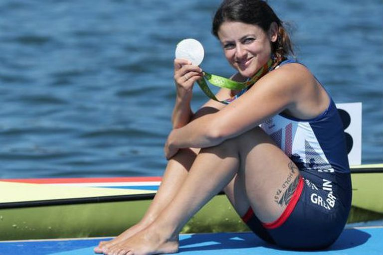 De Toledo integró el equipo británico que se adjudicó la medalla de plata en Río 2016