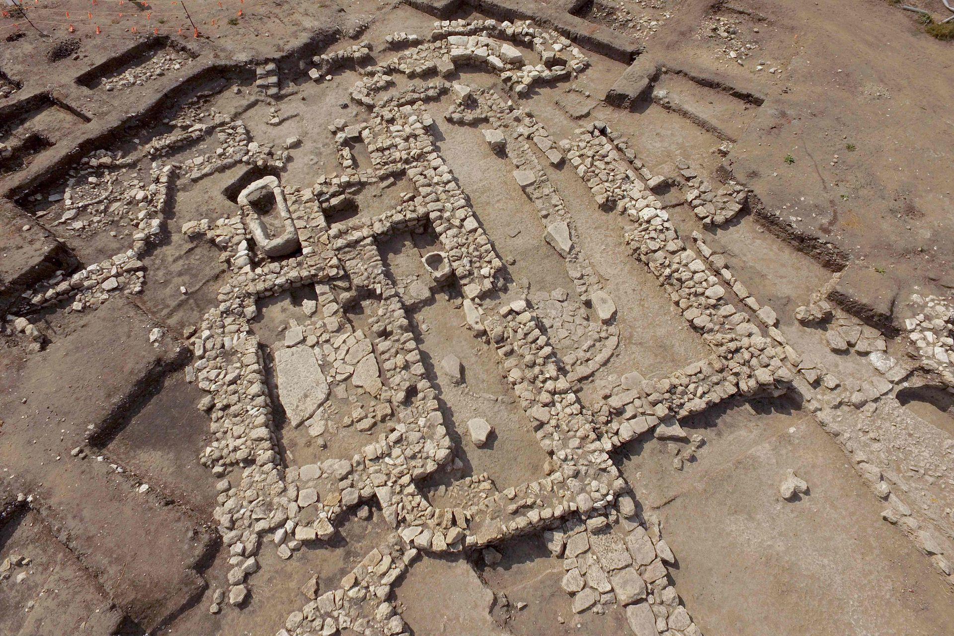 Era una de las más antiguas y grandes del Oriente Medio