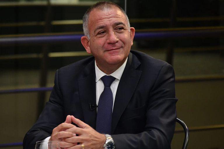 Luis Juez fue aceptado como cabeza de Senadores por el PRO.