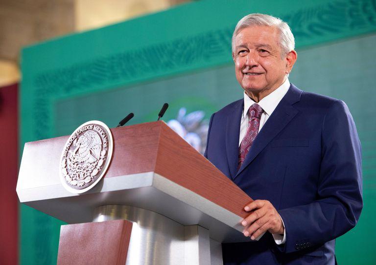 06-06-2021 El presidente de México, Andrés Manuel López Obrador POLITICA CENTROAMÉRICA MÉXICO PRESIDENCIA DE MÉXICO