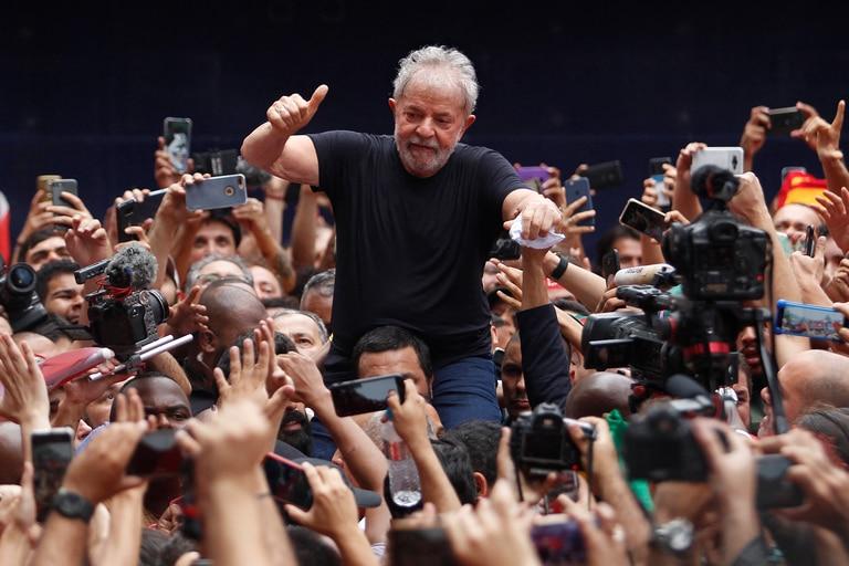 La esperanza de la izquierda latinoamericana ahora estaría puesta en 2022, con el posible regreso de Lula da Silva a la presidencia de Brasil