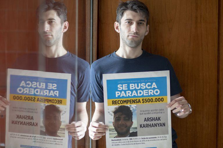 Piden que el caso de un policía sea investigado como desaparición forzada