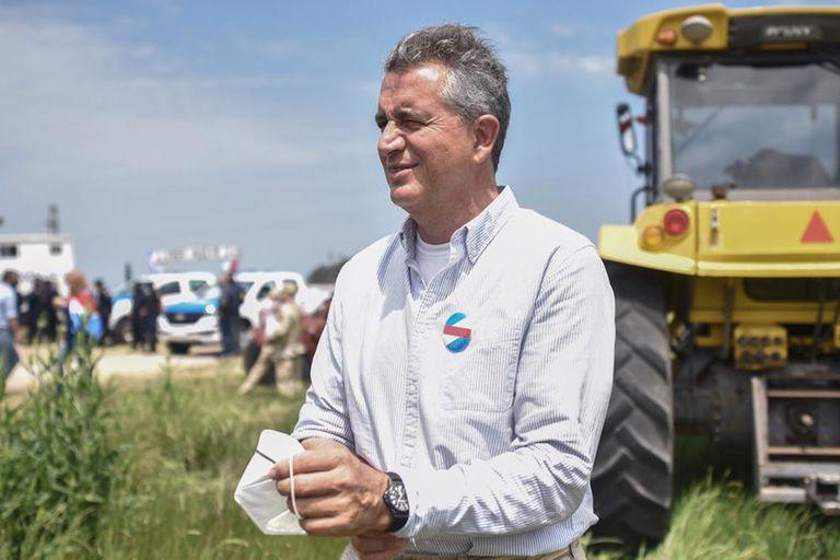 """""""Peores prácticas"""": Etchevehere criticó un despido en Agricultura"""