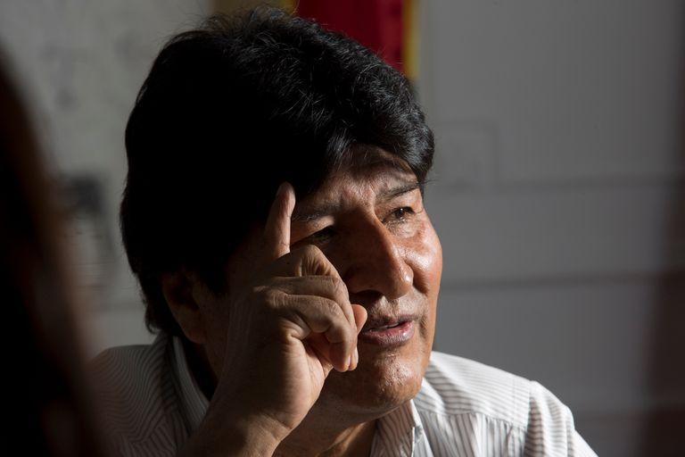 El expresidente de Bolivia se refirió a la crisis global por el Covid-19 y criticó a Estados Unidos y Brasil