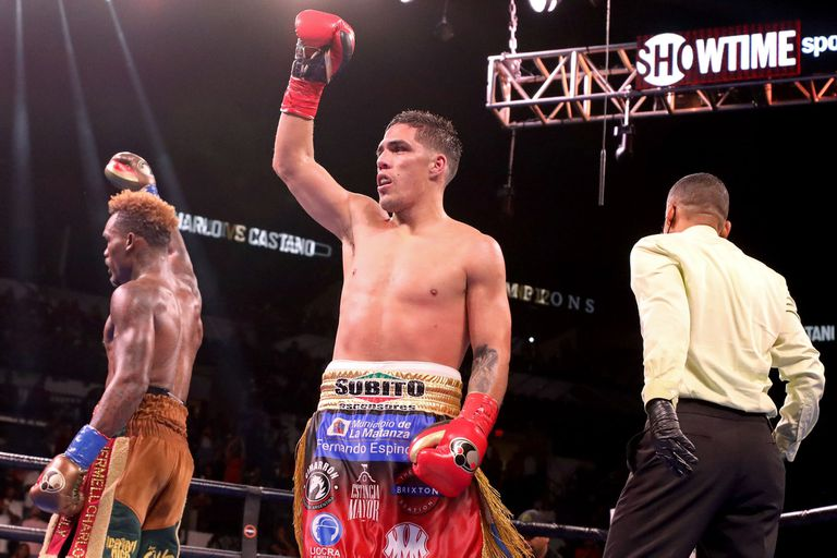 Castaño y una tarea notable que sube sus acciones en la industria del boxeo