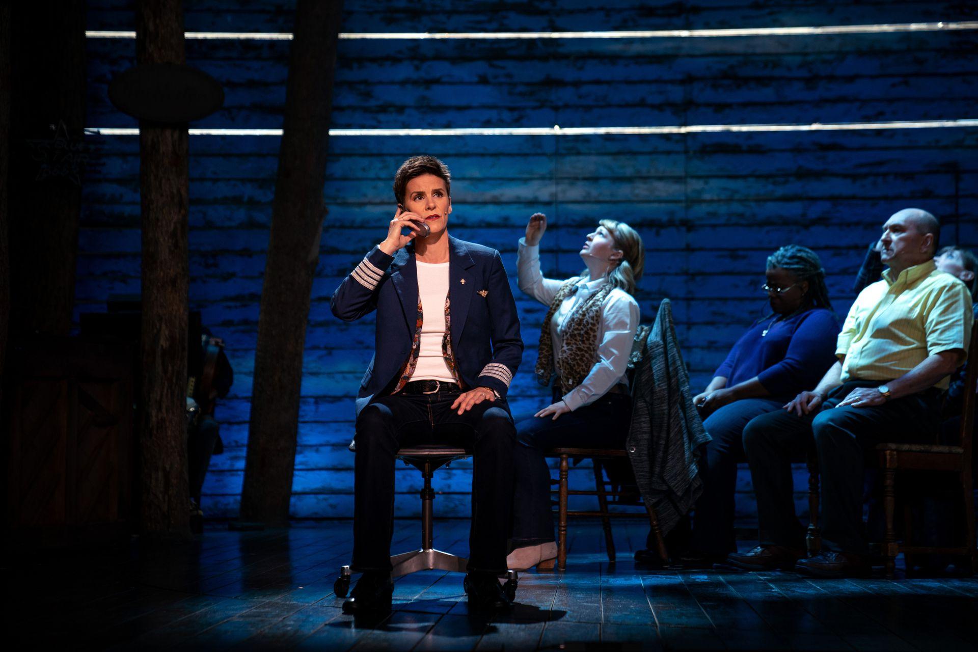 Come from Away se reestrenará también en vivo, el 21 de septiembre, en Broadway, pero el mundo ya lo puede ver por la pantalla de Apple TV+