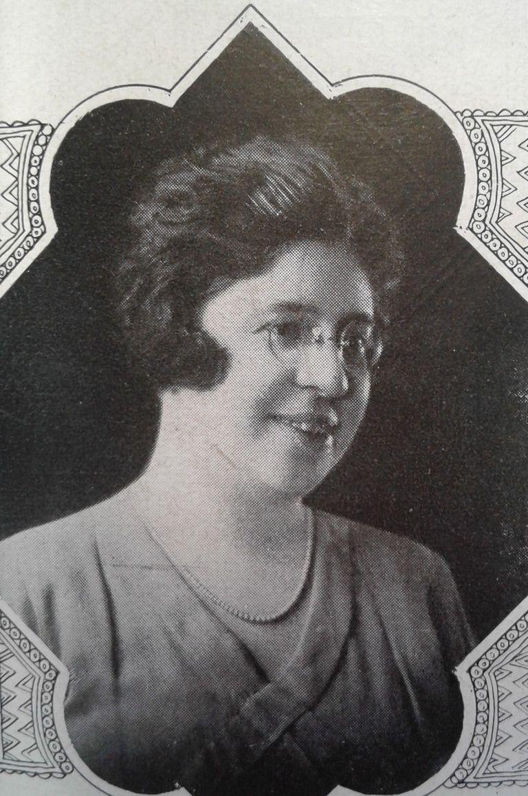 Elisa Bachofen fue la primera mujer en recibirse como ingeniera en la Argentina