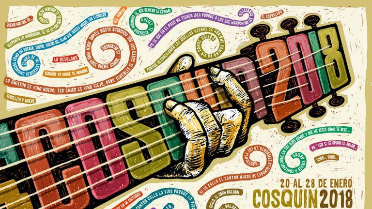 Cosquín Folklórico 2018
