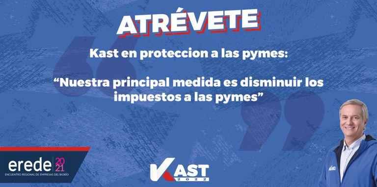 Kast sube en las encuestas con su propuesta de extrema derecha