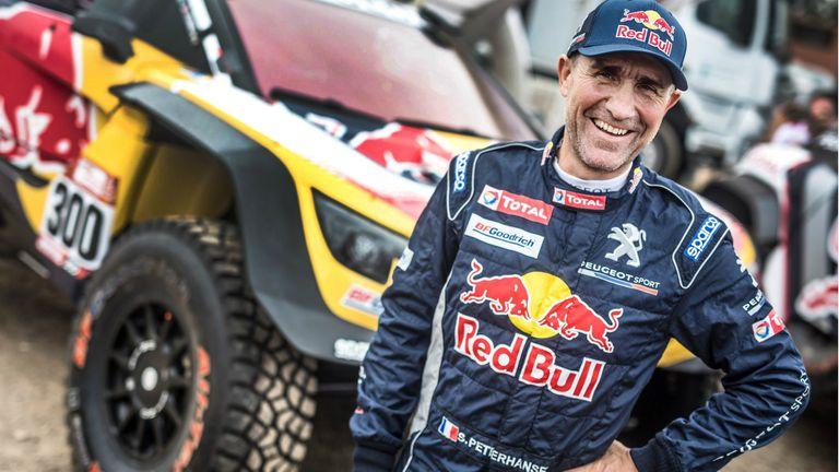 """""""Para mí, correr en un autódromo es aburrido"""", sostiene el francés Peterhansel, en su último año en Peugeot, marca que se retirará"""