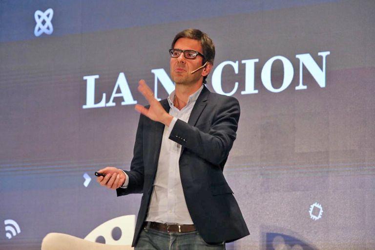 Diego Yanni, de Accenture