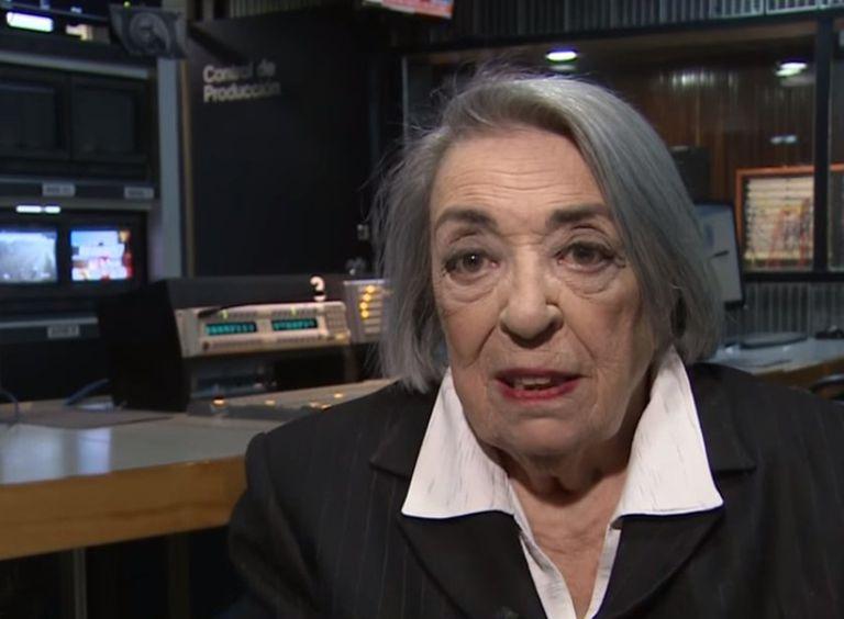 Murió Martha Tedeschi, la histórica productora de Odol pregunta que amaba la TV