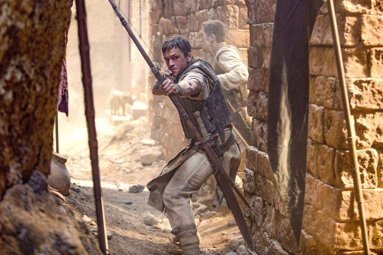 Robin Hood: el eterno retorno a la pantalla del justiciero de la Edad Media