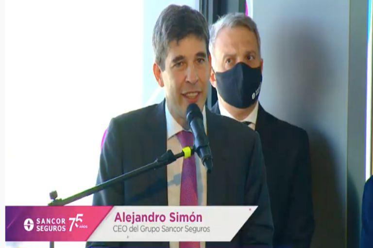 """Alejandro Simón, CEO de Grupo Sancor Seguros, aseguró que la educación es """"el factor de promoción social y de desarrollo"""""""""""