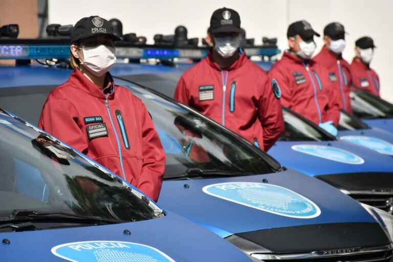 La División de Intervención Rápida (DIR), nueva unidad táctica de la Policía de la Ciudad