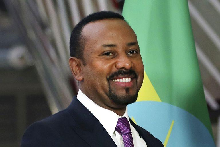 Abiy Ahmed fue distinguido por sus esfuerzos para poner fin a la violencia con la vecina Eritrea