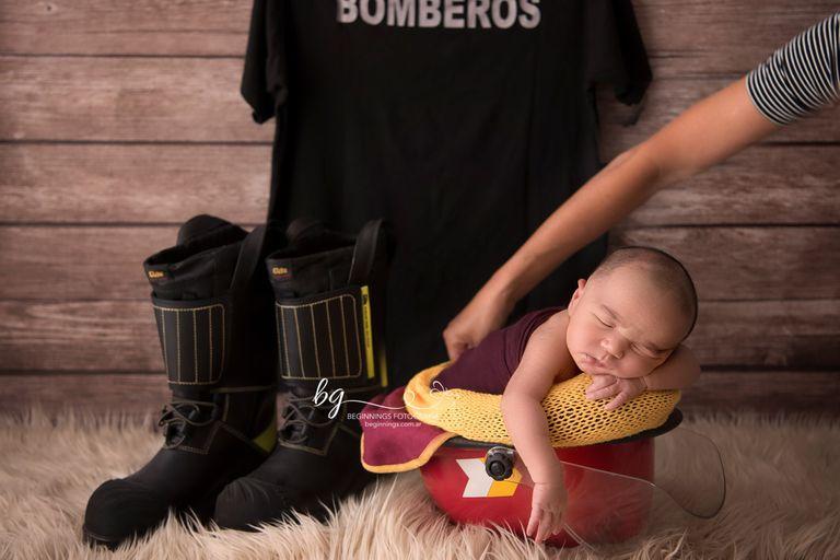 La fotografía newborn: el fenómeno de retratar a recién nacidos