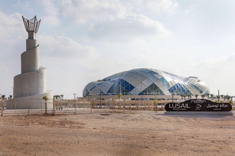 Lujosos y modernos: así están los estadios para el Mundial Qatar 2022
