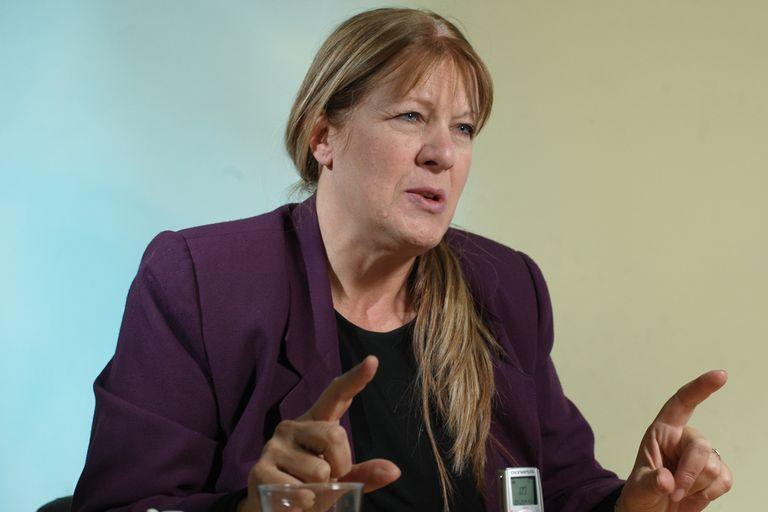La diputada nacional, Margarita Stolbizer, denunció una red de complicidades dentro del Gobierno en el caso de Lázaro Báez y su relación con la Presidenta