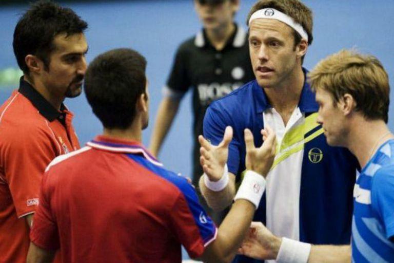 La confesión de Djokovic: el día que jugó un dobles bajo los efectos del alcohol