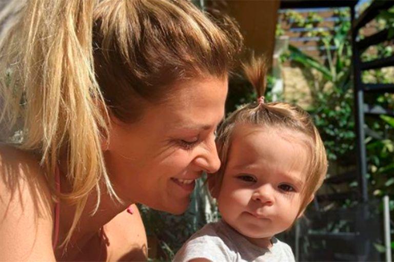 """Eugenia Tobal, sobre su maternidad: """"Este regalo fue bendecido"""""""