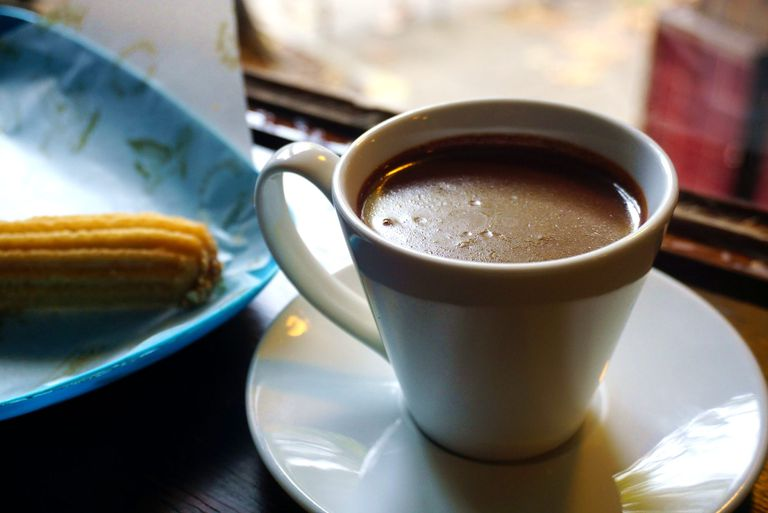 Tres chocolates calientes para combatir los primeros fríos del año