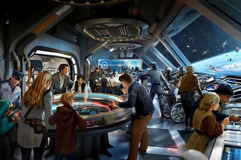 Cómo será el nuevo hotel temático de Disney sobre Star Wars  y cuánto costará hospedarse