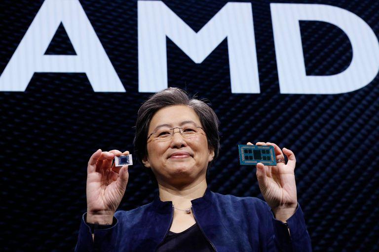 CES 2020: AMD presentó la nueva generación de procesadores Ryzen 4000