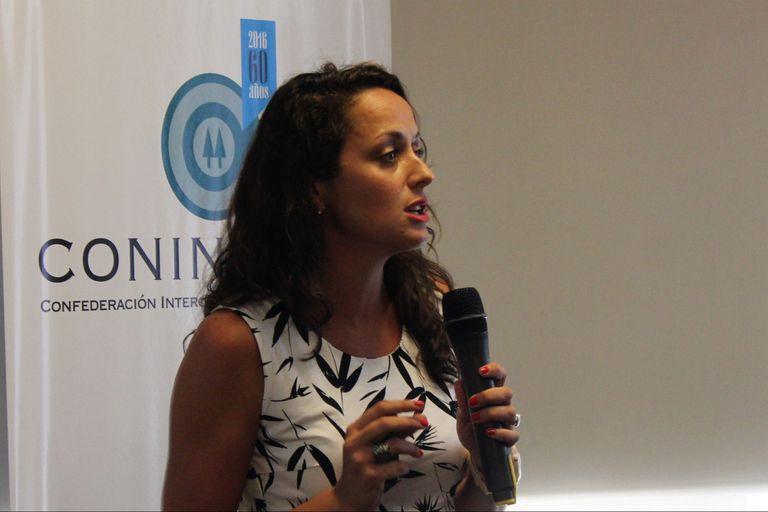Mariángel Ghilardi Sierra, coordinadora de Estudios Sectoriales de Ecolatina explicó el trabajo que demandó unos seis meses