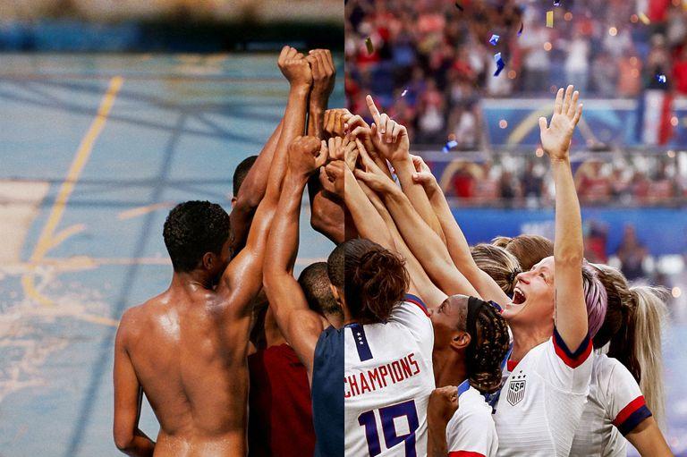 """""""Nunca estamos solos"""": el inspirador comercial de Nike con 50 atletas mundiales"""
