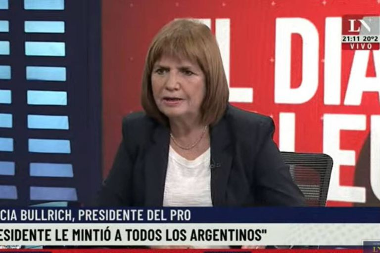 Cómo recibió Patricia Bullrich la designación de Manzur y Aníbal Fernández