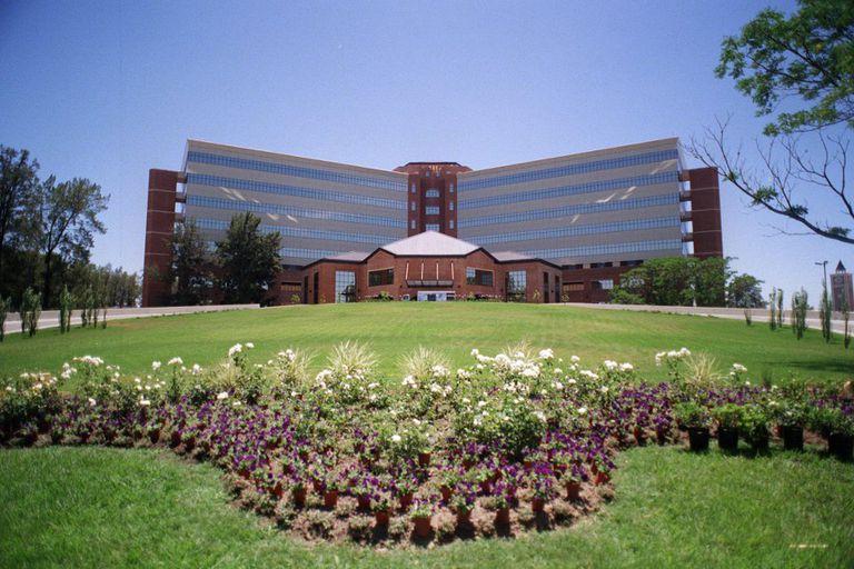 El Hospital Universitario Austral, un establecimiento de salud privada que se instaló en Pilar en el 2000